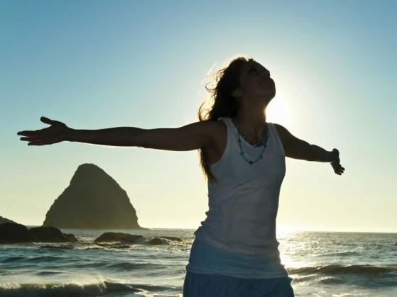 לסלוח זה חופש, וחופש זה מזון בריא מאוד