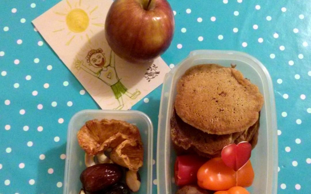 """לא על הכריך לבדו – מורה נבוכים לארוחת עשר בביה""""ס"""