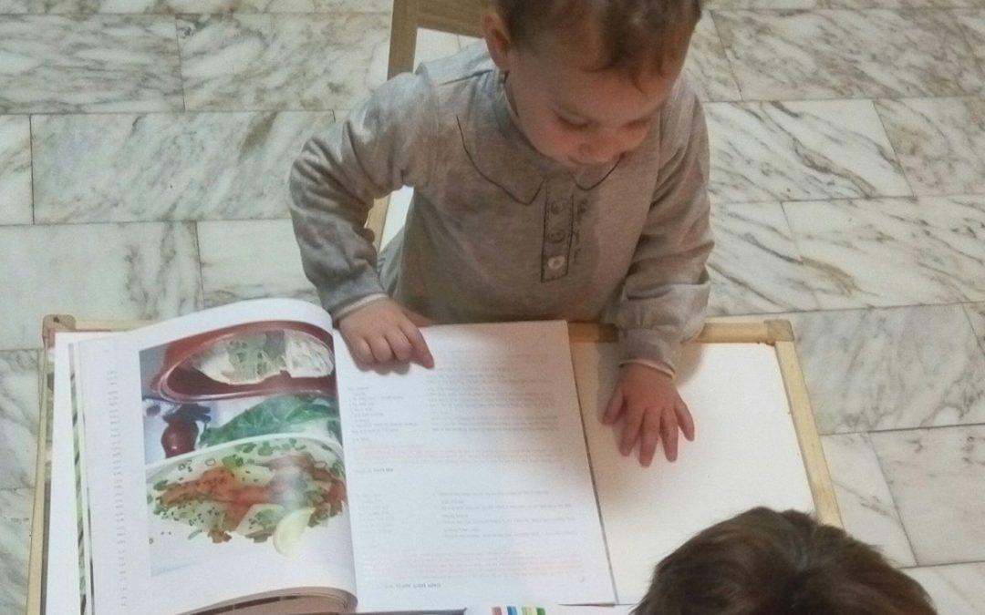 ספרי בישול זה גם לילדים