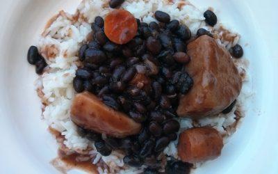 שעועית שחורה פיג'ואדה ברזילאי